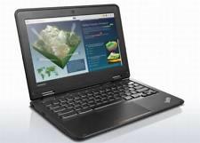 Laptop Lenovo 11.6 inch 4GB ram 500GB 1.5GHz webcam windows 10 ThinkPad X140e