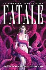 FATALE DELUXE EDITION HARDCOVER VOLUME 2 TWO - BRUBAKER/PHILLIPS **SEALED**