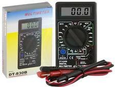 Digital LCD Display AC/DC Tester Voltmeter Ammeter Ohm Diod Multimeter