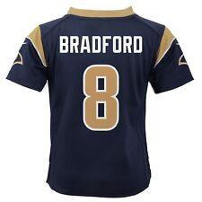 Sam Bradford St. Louis Rams Nike Home Navy Blue Infant Game Jersey (12M- 66d020c98