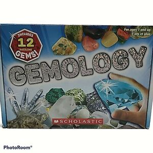 Scholastic Gemology Kit