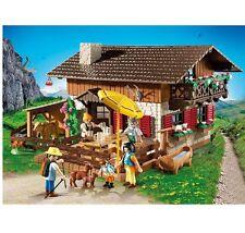 Playmobil Alpine Lodge 5422 Mini Figures Brand NEW & Company Sealed!!!!
