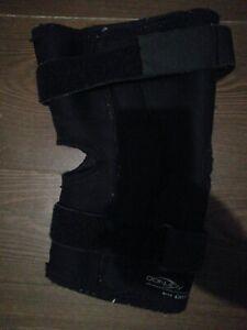 Donjoy Drytex Hinged Knee Leg Brace Support Medium M Rehab Sports Physiotherapy