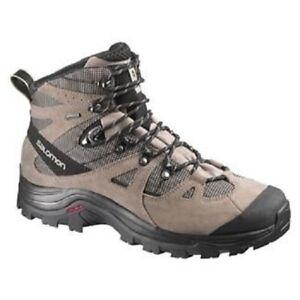 Salomon Brown Goretex Contagrip 145464 Hiking Boots 10