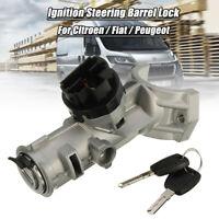 Ignition Steering Barrel Lock For Citroen Relay Fiat Ducato Peugeot 1348421080