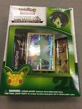Pokemon CELEBI Mythical Collection Box TCG  (NEW SEALED)