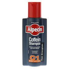 ALPECIN - C1 - CAFFEINE SHAMPOO - 250 ml - German Product