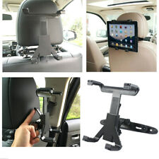 UNIVERSAL IN CAR BACK SEAT HEADREST HOLDER MOUNT CRADLE FOR IPAD TABLETS SAMSUNG