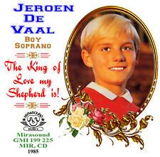 Jeroen de Vaal  & van Iperen - Boy Sopranos -The King Of Love My Shepherd Is