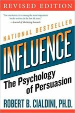 Influence: The Psychology of Persuasion, Revised Ed.<PAPERBACK>