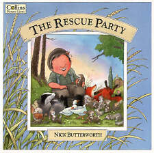 Very Good, The Rescue Party (Tales From Percy's Park), Butterworth, Nick, Book