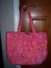Vera Bradley Hope Toile X Large Vera Bag Tote