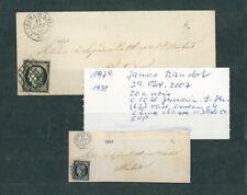 À VOS OFFRES ! [117] CERES lettre n°3 rare cachet à date Saint Germain en L'Herm