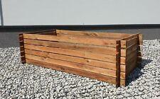 Hochbeet Kompostbehälter Holzkomposter Komposter 170x85cm HOLZ B-WARE Top Preis