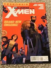 Wolverine And The X-Men Regenesis #1 Marvel Comic Very Fine Condition Rare
