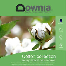 Downia Natural Cotton Collection Quilt DOONA Duvet DOUBLE Bed 350GSM NEW