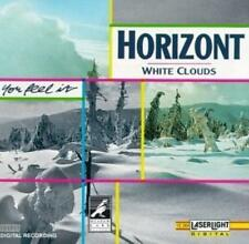 HORIZONT White Clouds CD German New Age Synth (Richard Burmer, Davol, Gandalf)