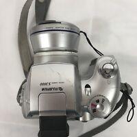 Fujifilm S3000 Digital Camera 3.2 Megapixel 6X Zoom Runs On AA Batteries