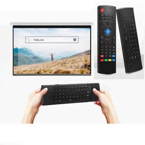 MINI TASTIERA WIRELESS WIFI + AIR MOUSE PER TABLET ANDROID e SMART TV SAMSUNG LG