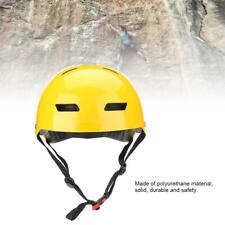 Rescue Safety Helmet Rock Climbing Hat Cap Downhill Caving Rappelling Protector