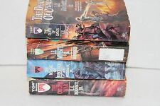 Lot of 4 L E Modesitt Jr Sci-Fi/ Fantasy Novels The Death of Chaos Shadowsinger