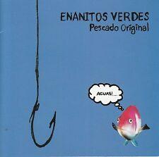 Enanitos Verdes Pescado Orginal  CD New sealed Nuevo