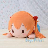 Sega Neon Genesis Evangelion EVA Anime Nesoberi Stuffed Plush Doll Asuka SG8363