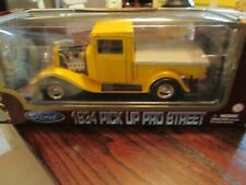 Road Legends 1/18 Scale Diecast Ford 1934 Pick Up Pro Street w/ Box!