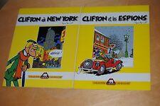 """Clifton lot de 2 collectors """"Côte d'Or"""" 1987 TBE"""