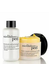 (Philosophy The Microdelivery Dual-phase Peptide Salicyclic Acid Peel BRAND NEW)