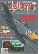 FLY PAST MAGAZINE September 1989 Ground Attack Texans AL