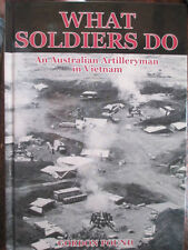 105 Field Battery Artillery Digger's Experiences Vietnam War Name Roll