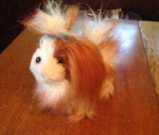 Battat Yorkie Puppy Dog Orange & White Plush Stuffed Animal