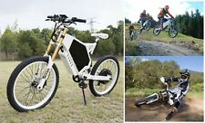 Stealth Bomber 3000W 70km/h+ Electric Ebike Mountain Electric Bike Moped Adult