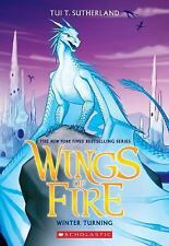 Wings of Fire: Winter Turning  book 7-NEW paperback book Tui Sutherland