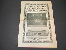 The Youth's Companion, January 11,1912 Shakespeare And The Bible