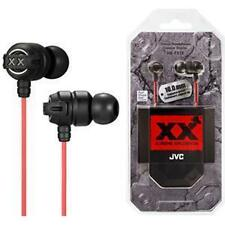 JVC HAFX1X Xtreme Xplosives Headphone In Ear Canal Earphones Original/ Brand New