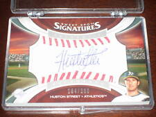 HUSTON STREET 2006 SWEET SPOT SIGNATURES AUTO SIGNED #D