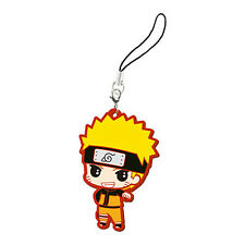 Naruto Shippuuden Naruto Pointing Rubber Phone Strap NEW