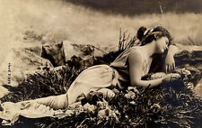 Leopold Reutlinger Photo, Untitled - Woman in Peaceful Repose, 1920s