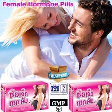 Hormones Women Pills Female Breast Augmentation Enlargement Vaginal Tightening
