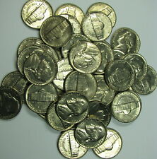 Uncirculated Roll Of 1955 D Jefferson Nickels