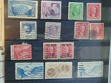 NICE LOT OF  GREAT STAMPS FROM  CANAL ZONE LOT 999