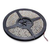 5M 600 SMD 3528 Blanco Impermeable LED tira Luz de tira de marquesina Fresc B7Z9