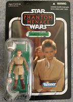 STAR WARS TPM Anakin Skywalker VC80 Vintage Collection C9+ MOC