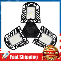 360 Degree 8000LM  Bright 100W LED Deformable Folding Garage Ceiling Lights