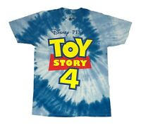 Disney Toy Story 4 Logo Tie Dye Disneyland Mens T Shirt S-2XL