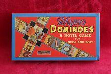 Inédit : Jeu Rhymo Dominoes - Domino avec des rimes en anglais - complet