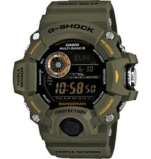 Casio Men's GW9400-3 Rangeman Shock Resistant Triple Sensor Watch