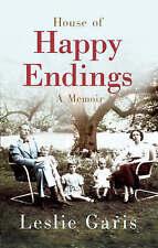 The House of Happy Endings,Garis, Leslie,New Book mon0000016645